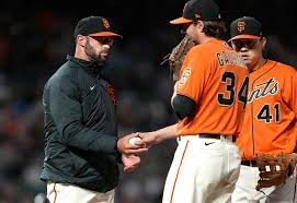 SF Giants: Series opener dropped ...