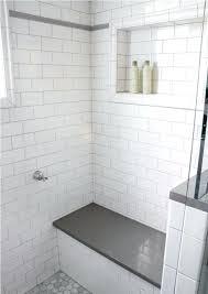 white beveled subway tile bathroom interesting bathroom ideas with white subway tile for small bathroom shower plan beveled subway tile white shower