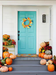 Front Door Decorating Our Favorite Fall Decorating Ideas Hgtv