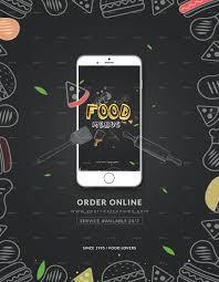 Food Menu Design Food Menu Design By Hyov Graphicriver