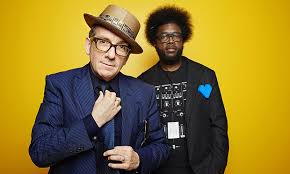<b>Elvis Costello</b> and the <b>Roots</b>: 'There's no such thing as too funky ...