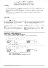 registered nurse sample resumes nurse resume samples registered nurse sample resume critical care