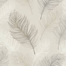 Teal Bedroom Wallpaper Whisper Feather Wallpaper Arthouse Taupe Amp Teal Feature