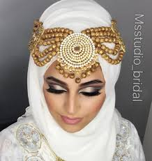 arabic bridal makeup artist brton stani toronto indian