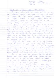essay of mother our work them positive couple of mothers write essay your mother vying for