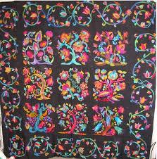 24 best Patricia B. Campbell Appliqué images on Pinterest ... & pat campbell patterns | Jacobean Applique, 1996. Made by JB. Patricia  Campbell pattern Adamdwight.com