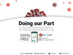Free GST Accounting Software | EZTax.in Books | Accounting software,  Accounting, Software