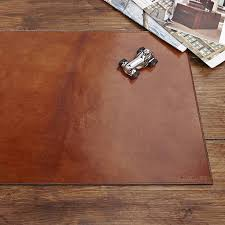 are you interested in our personalised leather desk mat with our leather desk protector you need look no further