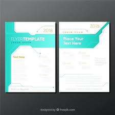 Free Flyer Templates Vectors Download Vector Art Graphics Brochure ...