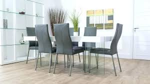 full size of grey leather dining table chairs room set chair unique amazing winning