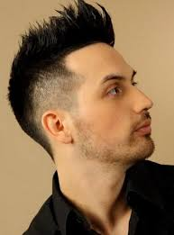 Simple Hair Style For Men simple mens mohawk hairstyles on cute hairstyle remodel ideas with 6122 by wearticles.com