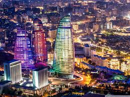 Best places in baku