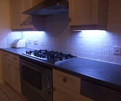 Led Lights Kitchen How To Fit Led Kitchen Lights With Fade Effect 7 Steps With