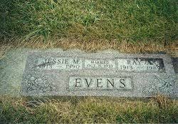 Ray Aaron Evens (1913-1989) - Find A Grave Memorial