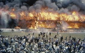 「bradford City stadium fire」の画像検索結果