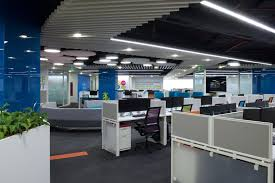 Nice cool office layouts Contemporary Dspniceofficedesign5 Pinterest Office Tour Nice Systems Offices Pune Corporate Interior Design