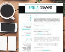 Interactive Resume Templates Free Download Classy Resume Template Instant Download Professional Resume 92