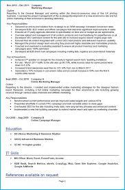 Digital Marketing Project Manager Resume Example Format Tar Saneme