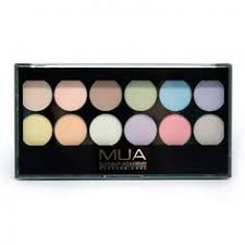 mua makeup academy professional eye palette so and affordable