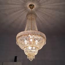 Kronleuchterdeckenleuchterkristallleuchterlüsterlampenlicht