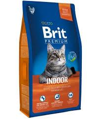 <b>Brit Premium Cat</b> Adult <b>Indoor</b> 800gm | Poshaprani.com
