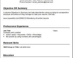 Resume Catch Phrases Resume Catch Phrases Free Resume Templates 7