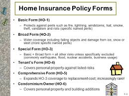 There are several types of homeowners' insurance. 8 Home And Automobile Insurance Ppt Video Online Download
