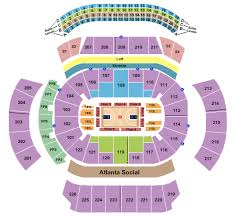 Hawks Seating Chart Atl Hawks Seating Chart Related Keywords Suggestions Atl