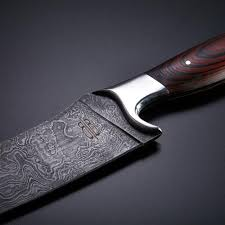 Japanese Kitchen Knife Damascus VG10 Stainless Steel GYUTOU Knife Damascus Kitchen Knives