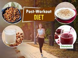 healthy foods to eat after morning workout