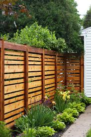 If we ever have to re-build our fence, this style is awesome. | outdoors |  Pinterest | Fences, Privacy fences and Gardens