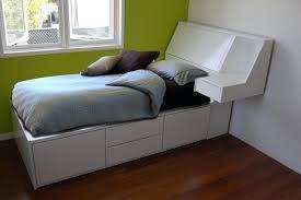 Queen Platform Beds With Storage And Headboard Twin Platform Bed ...
