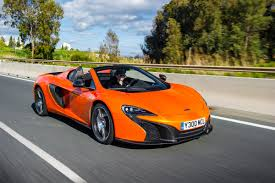 McLaren 650S Spider 2014 review | Auto Express