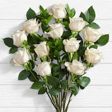 white roses delivery stan