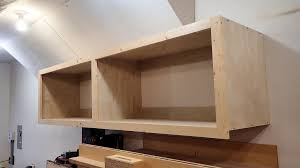 build your own home office. wall mounted storage cabinet in one day youtube intended for build your own desk home office i
