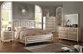 Captivating Classy Details Of Mirrored Bedroom Sets For Adult Bedroom