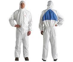 Защитный <b>комбинезон</b> 3M™ 4520 — Медицина и Экология