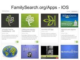 Fredericksburg Family History Day 2015 Genealogy 101