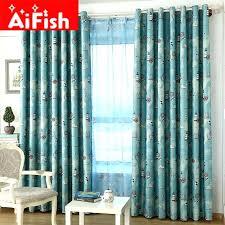 nautical curtains window treatments canada