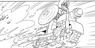 Coloring Pages Dc Super Heroes Us Classic Series Coloring Pages Lego