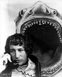 「Steven Spielberg, 1975 JAWS」の画像検索結果