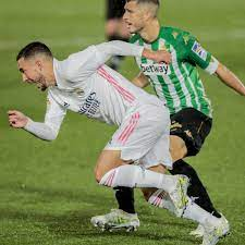 European roundup: Real Madrid slip up in goalless draw with Real Betis |  European club football