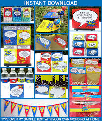 superheroes birthday party invitations superhero birthday party invitations decorations
