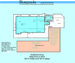 rectangular pool designs with spa. Large Wide Rectangular Pool With Spa And Deck Jets Designs U