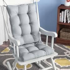rocking chair cushions.  Cushions 2 Piece Indoor Rocking Chair Cushion Inside Cushions A