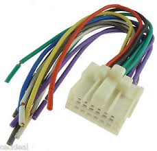 panasonic car radio stereo 16 pin wire wiring harness 2 ebay,car Gm035 Wiring Harness panasonic wiring harness ebay scosche gm035 wiring harness diagrams