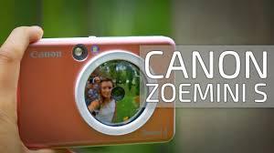 <b>Canon ZoeMini S</b>: назад в будущее - YouTube