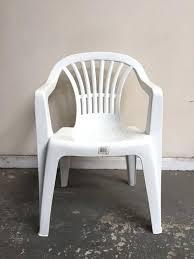 white plastic garden chair sold pro garden stack able white plastic garden chairs white plastic garden