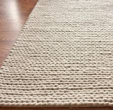 chunky knit area rug braided wool australia modernrugscom cable hand woven felted modern uk rugs pottery