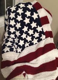American Flag Crochet Pattern Best American Flag Crochet Pattern